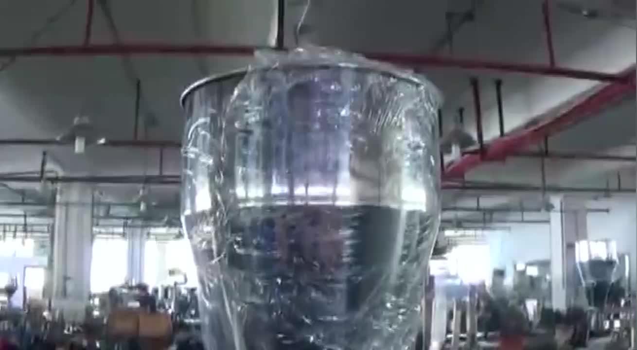 Автоматическая маленькая чайная сумка цена Пирамида нейлон чай упаковочная машина в Пакистане