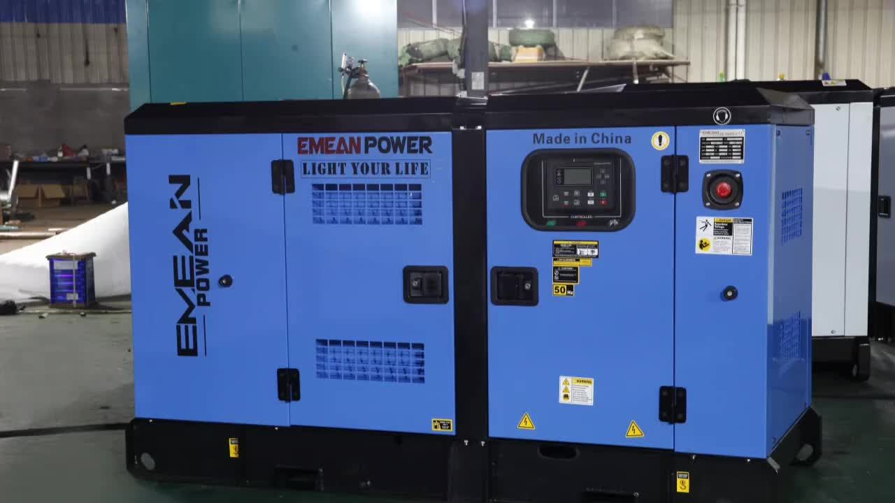 AC Three Phase Output Type and 1500/1800rpm Speed diesel generator sales