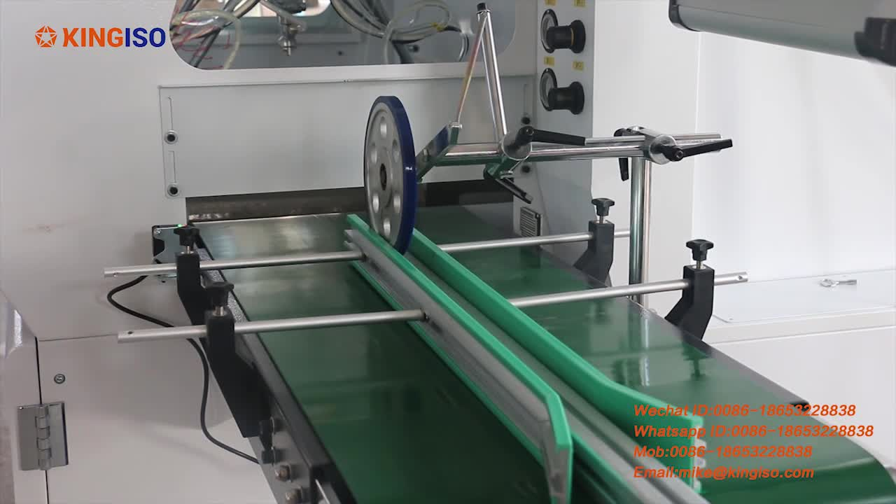 For produce wooden furniture Automatic Profile Spraying Machine