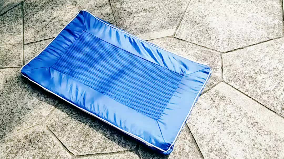 Summer breathable Washable dog cooling mat