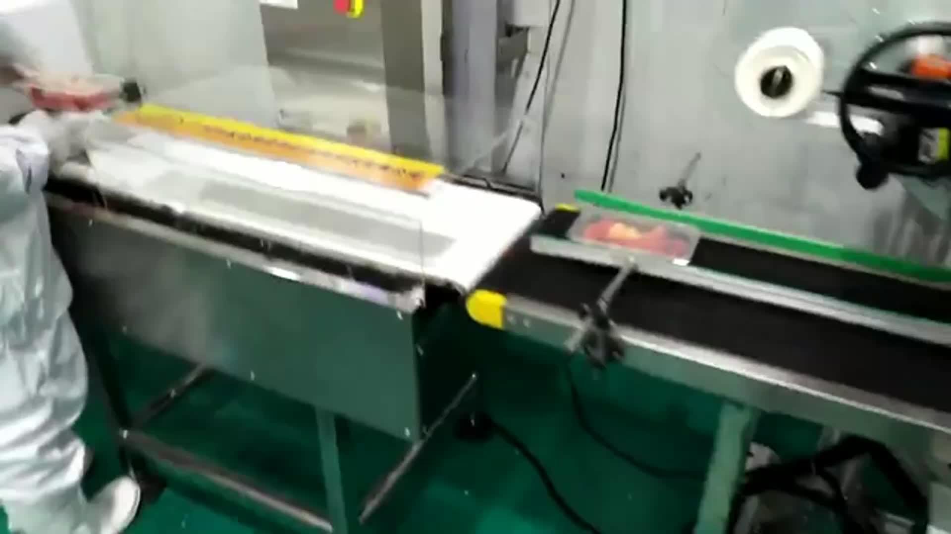 ชั่งน้ำหนักขนาดเล็กเครื่องพิมพ์ฉลากสำหรับร้านค้าปลีก