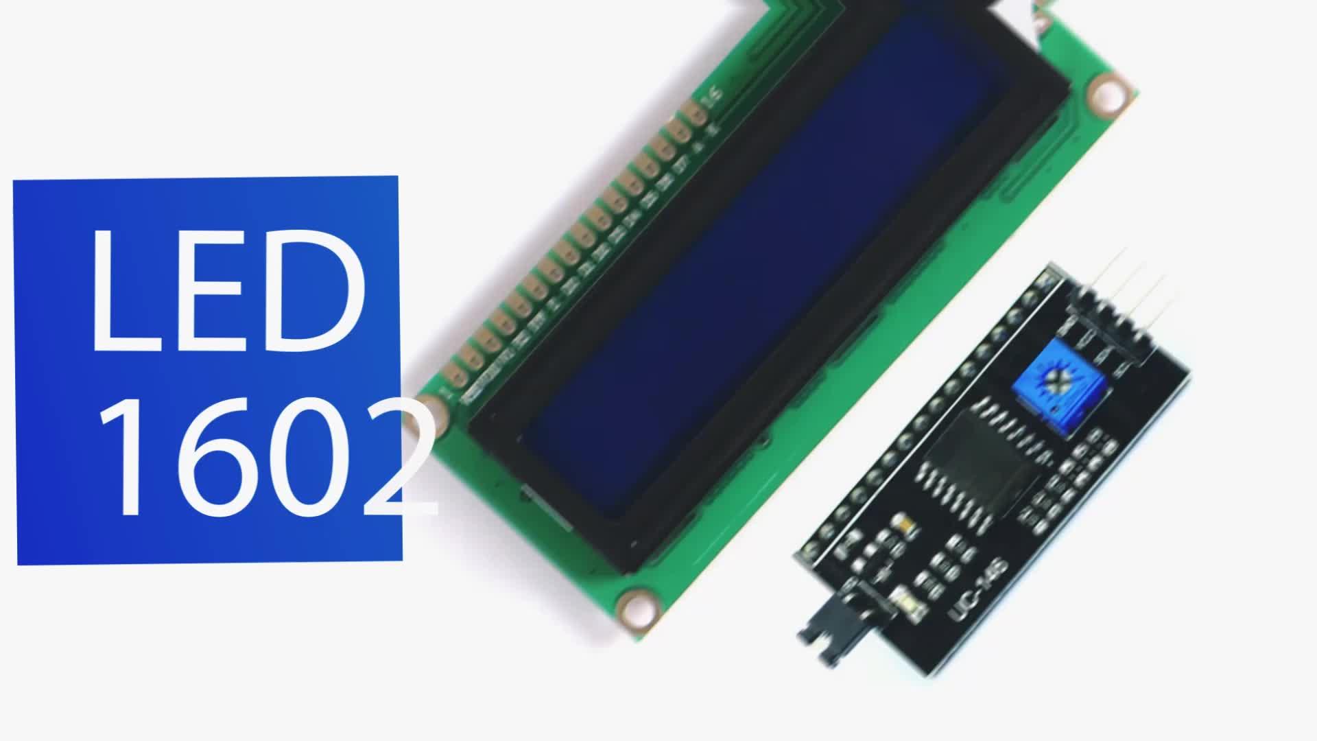 OEM/ODM 4 Bits TM1637 lED Digital Tube LED Clock Display Module For UNO 2560 R3