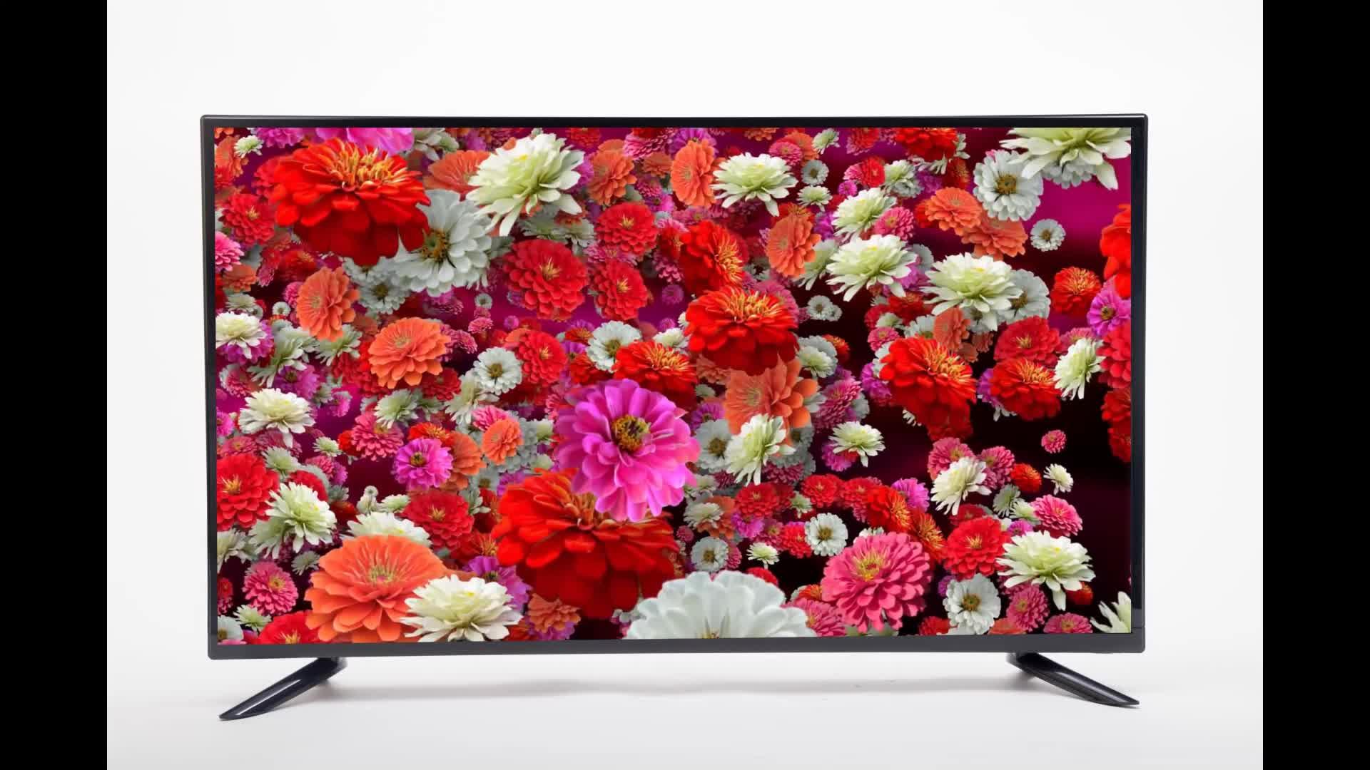 2020 nuovo Modello LED Smart TV Televisione di Alta Qualità 49 Pollici 4K TV LED TV 4K Smart TV