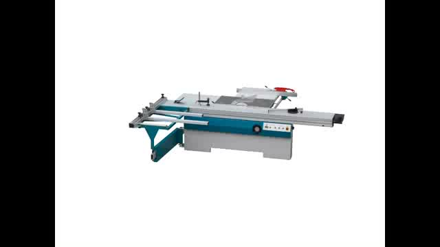 Circular sliding table saw woodworking panel saw machine
