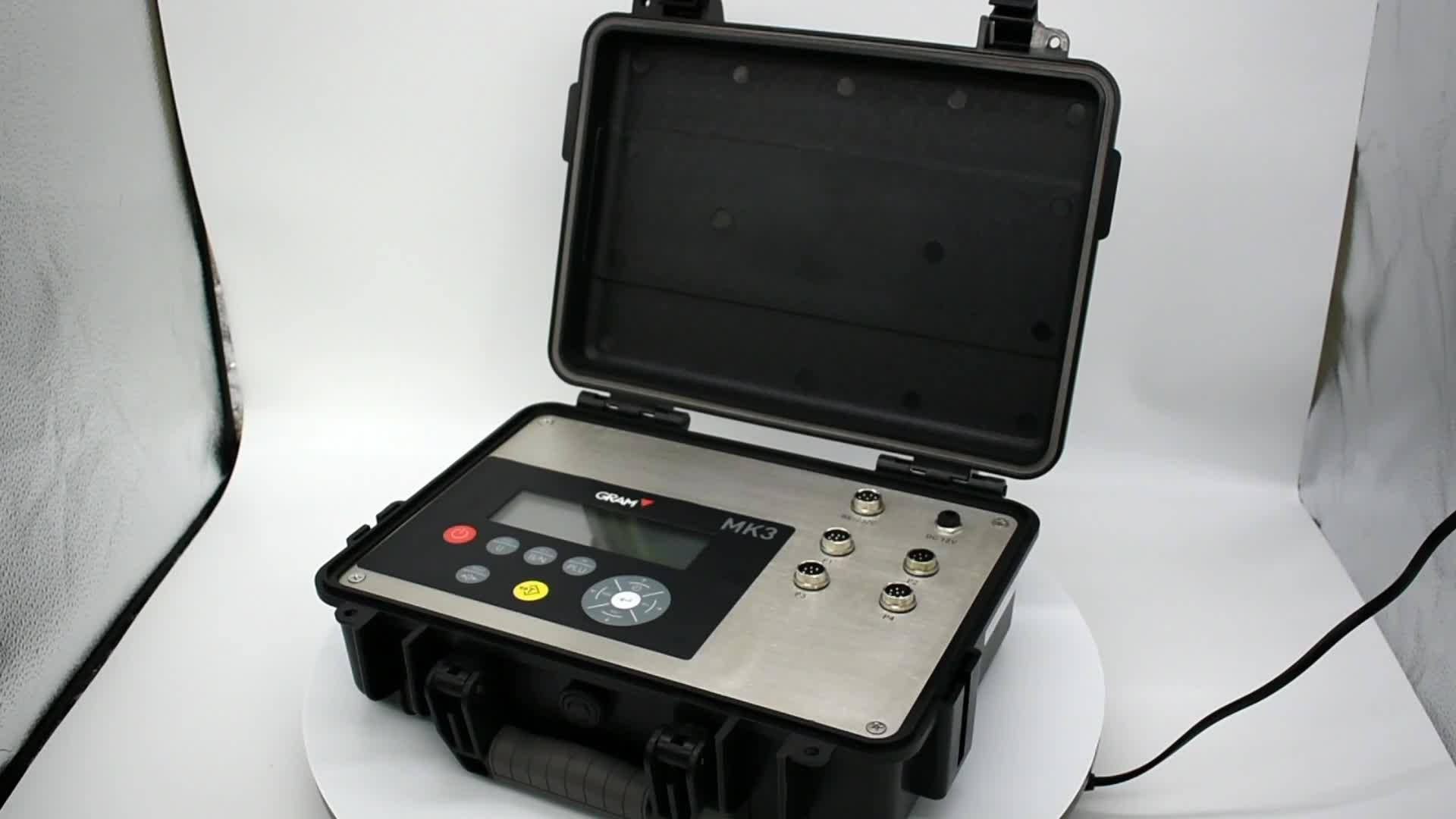 GRAMMES De Haute Qualité RS232 Indicateur De Pesage pour Balances à Plate-Forme