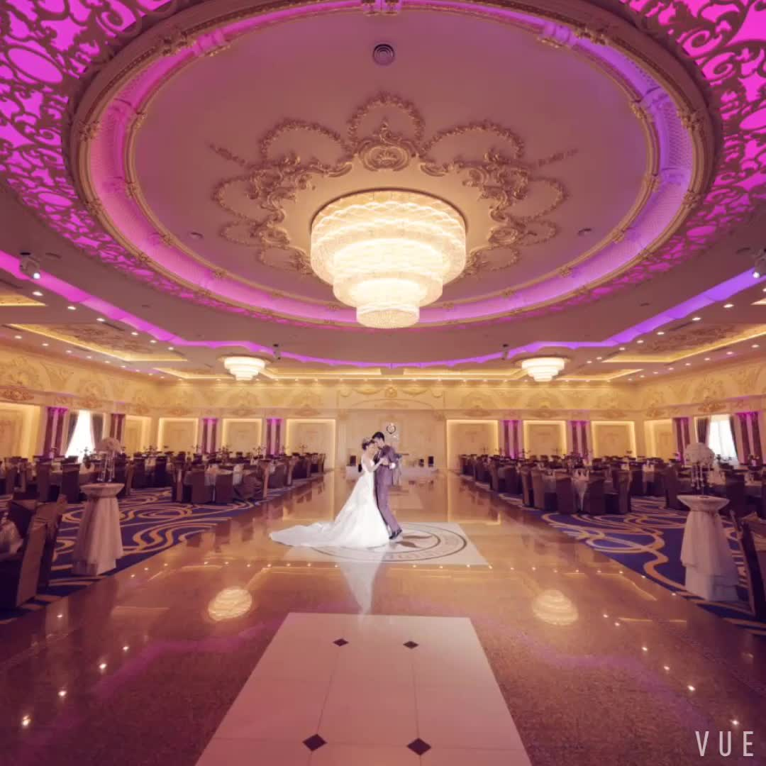 wedding decorations pendant lamp high quality hotel crystal chandelier