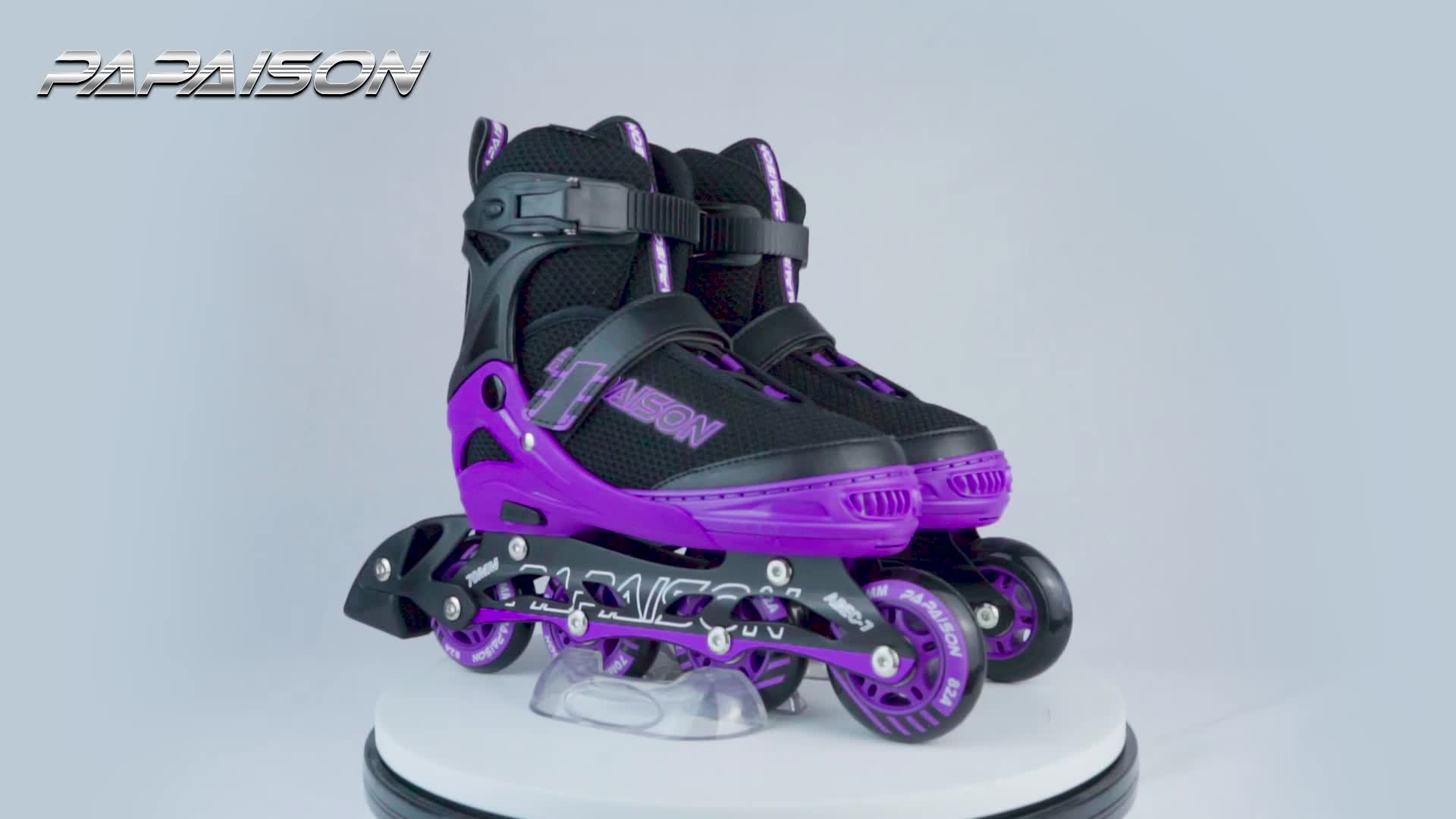 2018 Popular china suppliers power slide skate roller inline skate shoes XL size