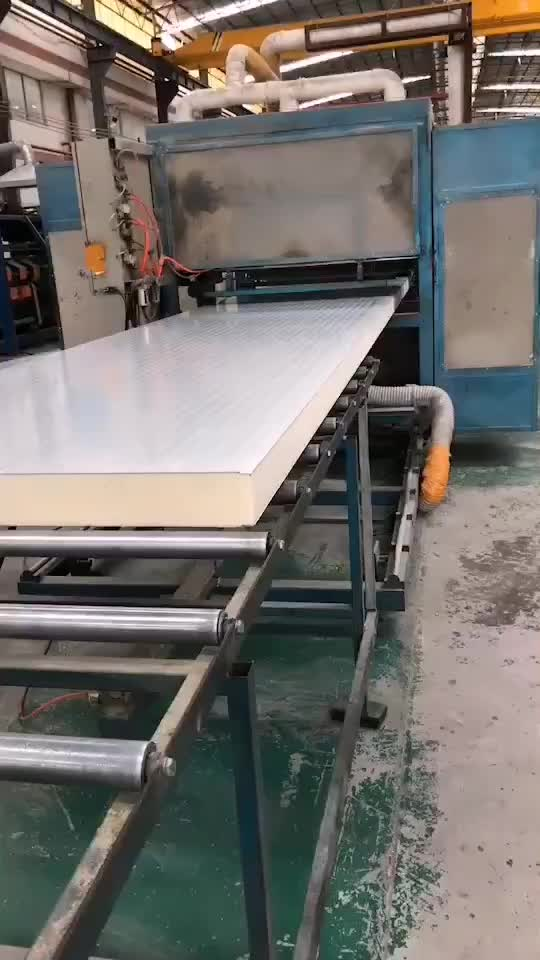 Building Materials Rock Wool Sound Absorbing  Wall panel And Roof Panel