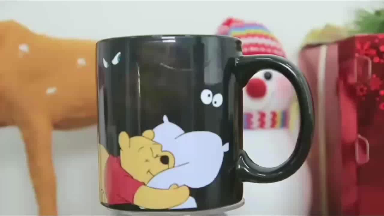 Blank sublimation mug 11oz magic