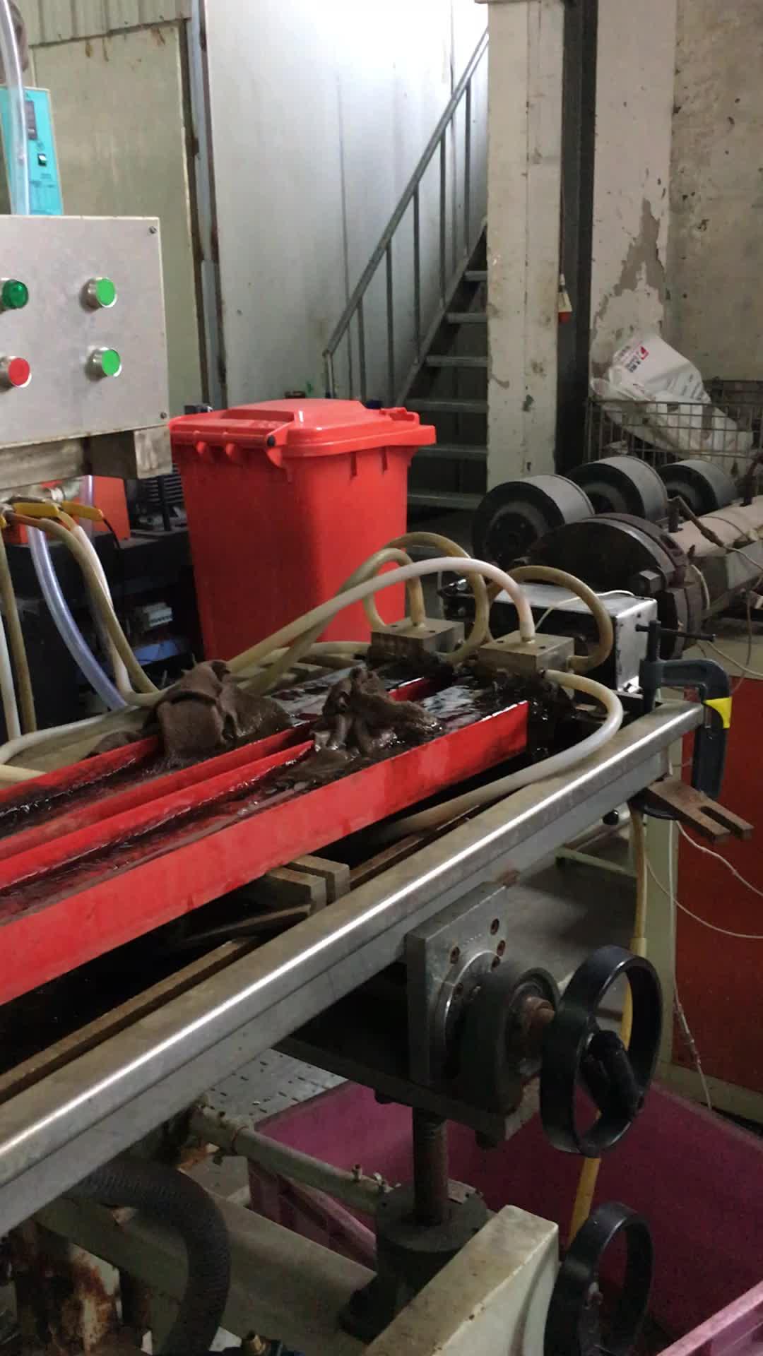 Polikarbonat kapak led difüzör led şerit işık difüzör kapak PC Ekstrüzyon Kapak