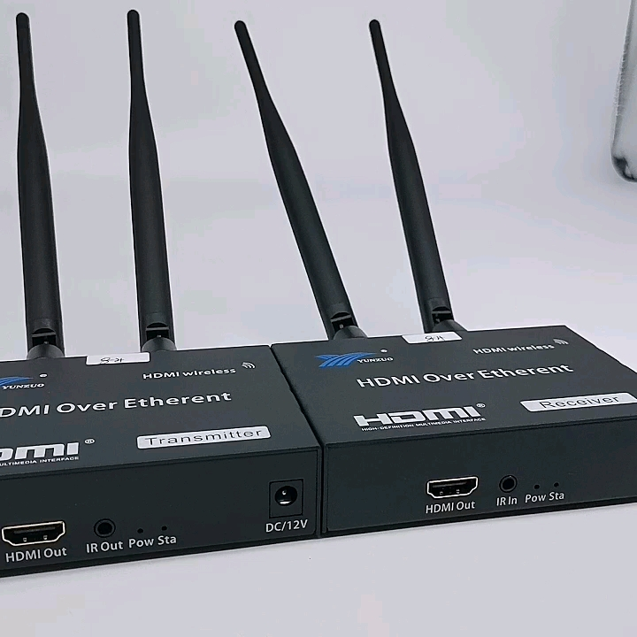 hot sell wireless HDMI extender 200m transmitter and receiver