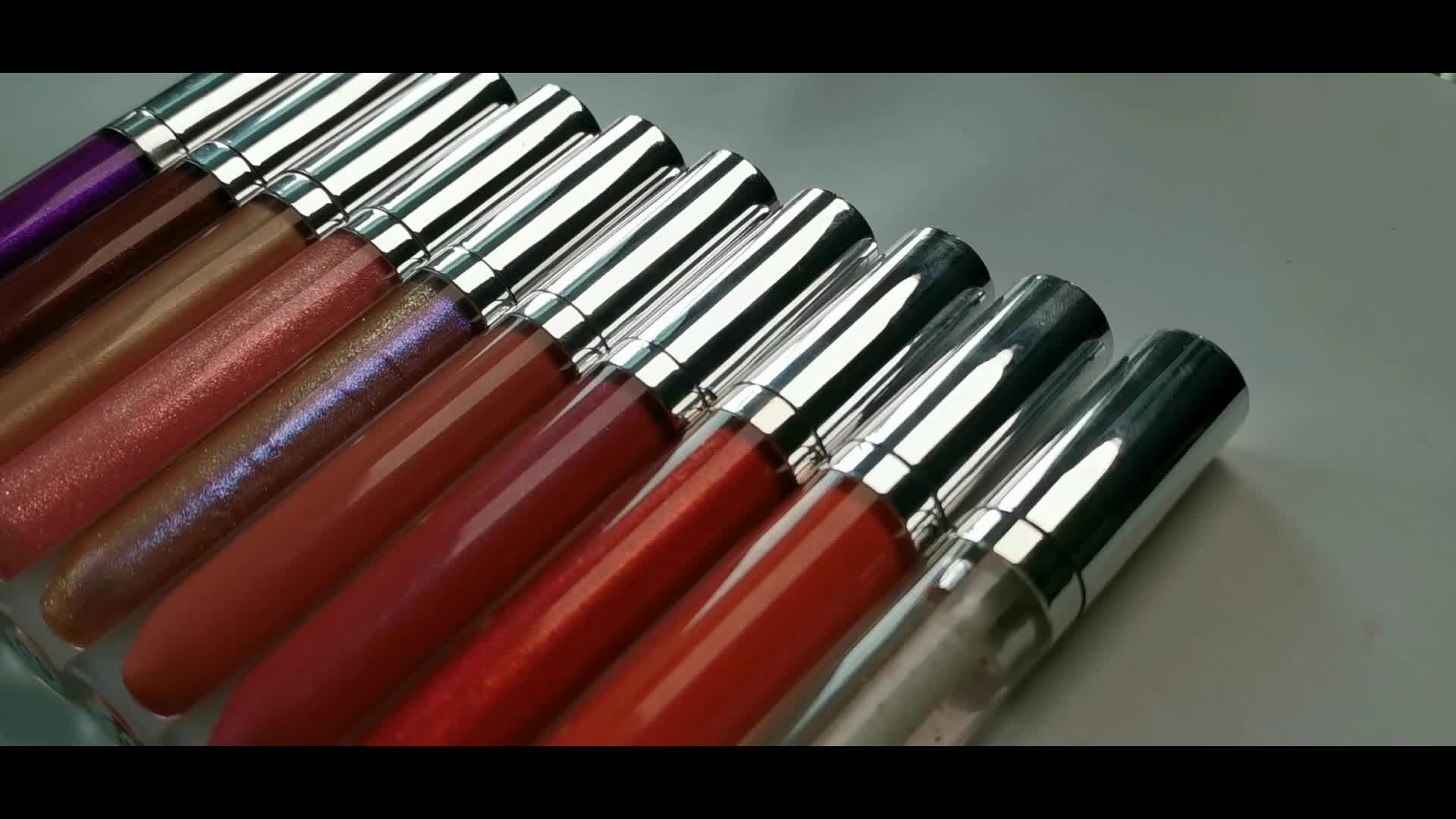 Wholesale OEM Makeup Private Label Lip Gloss Lip Cream