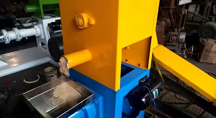 Commercial Automatic Floating Fish Feed Pellet Farm Making Machine In Malaysia