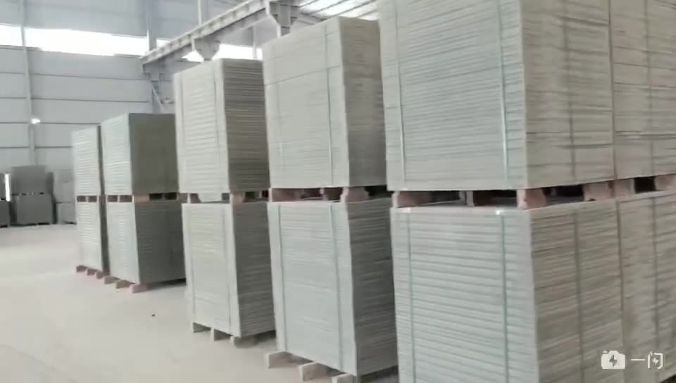 Made in China pvc board pvc  plastic pallet for concrete blocks  brick factory
