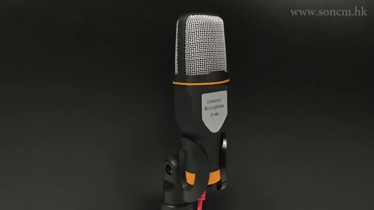 SONCM condenser computer streaming microphone pc microphone