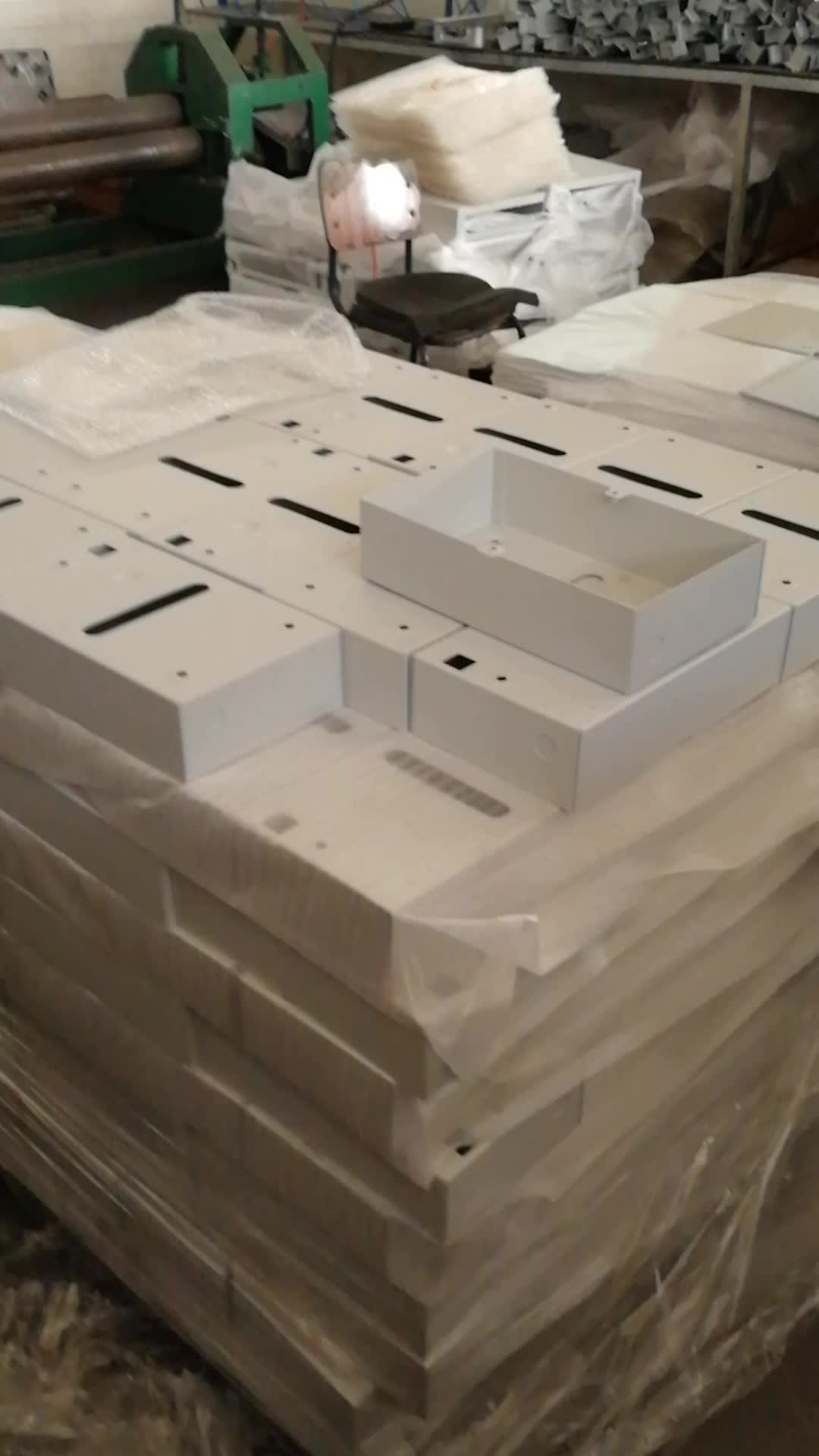 new design products in market Metal cabinet high grade steel Metal box metal electrical box
