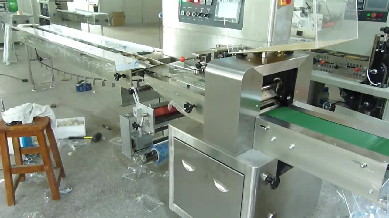 Dry Noodle Horizontal Automatic Rotary Packing Machine
