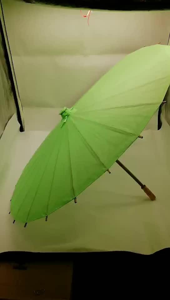 Chinês tradicional handmade parasol casamento sombrinha de papel dobrado sombrinhas de papel com impressão de fotos óleo