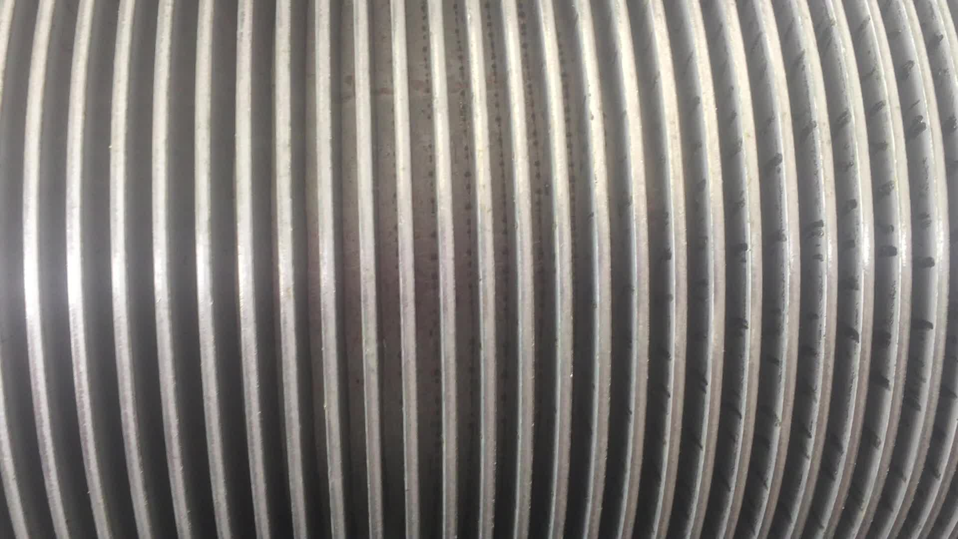 HFW Fin Tubes for boilers