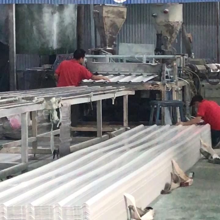 Cina fornitore di isolamento antistatico 3 strato di plastica termoformatura foglio di pvc