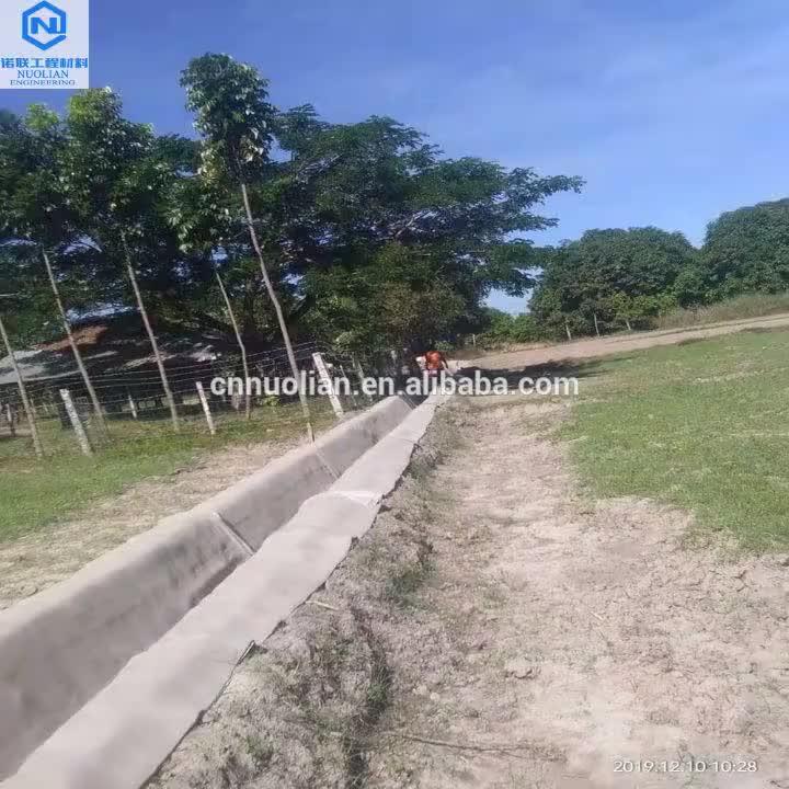 콘크리트 광업 벤트 벽 콘크리트 패브릭 주차장 지오 노동 비용