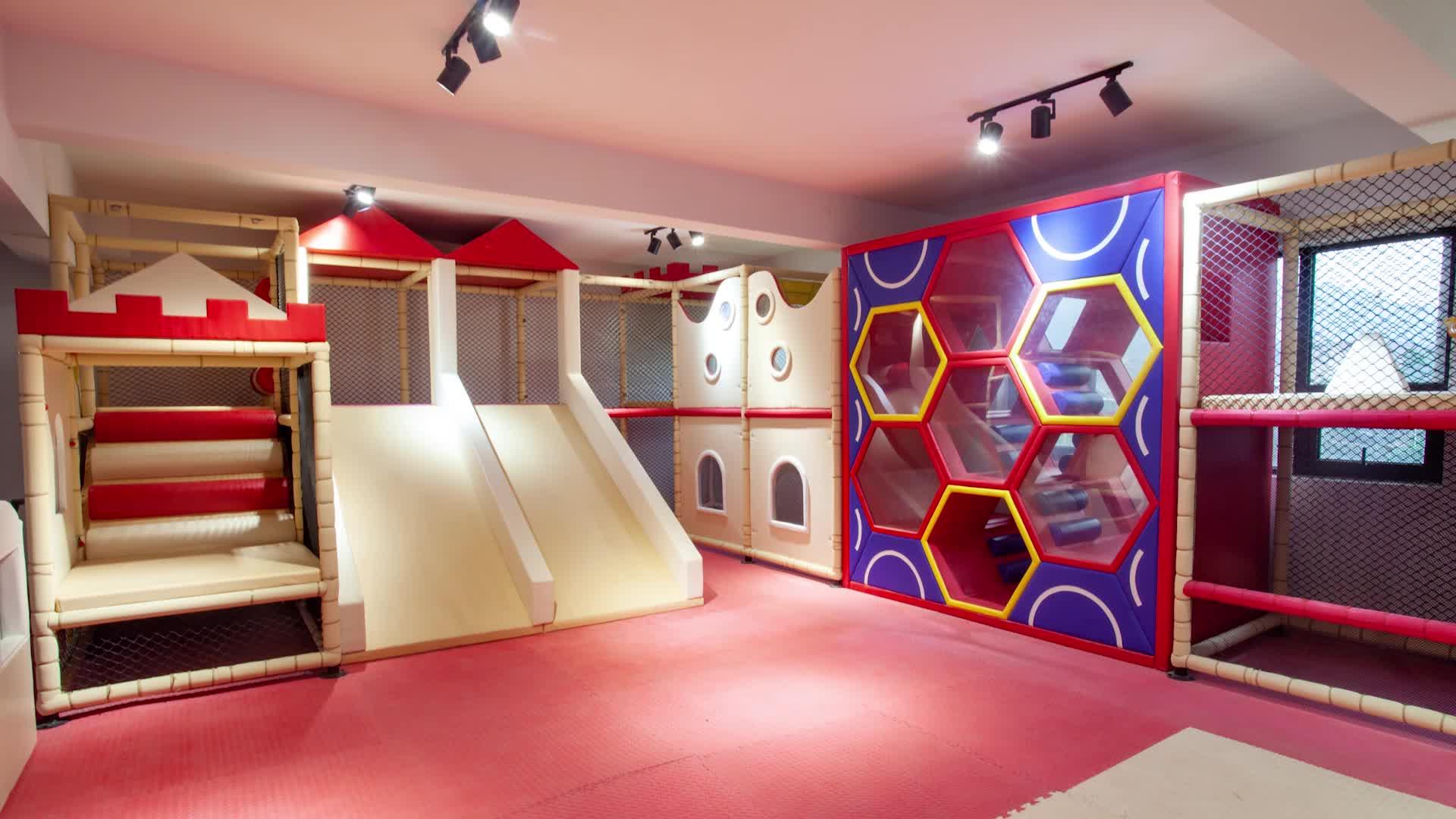 CE Children Soft Playground Commercial Indoor Playground Equipment