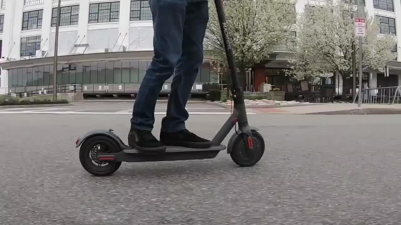 M365 km 8.5 Pouces à deux roues pliant scooter électrique pour adultes