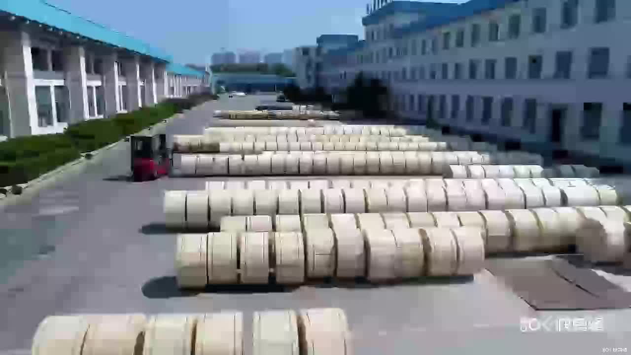 outdoor underground telephone armoured cable