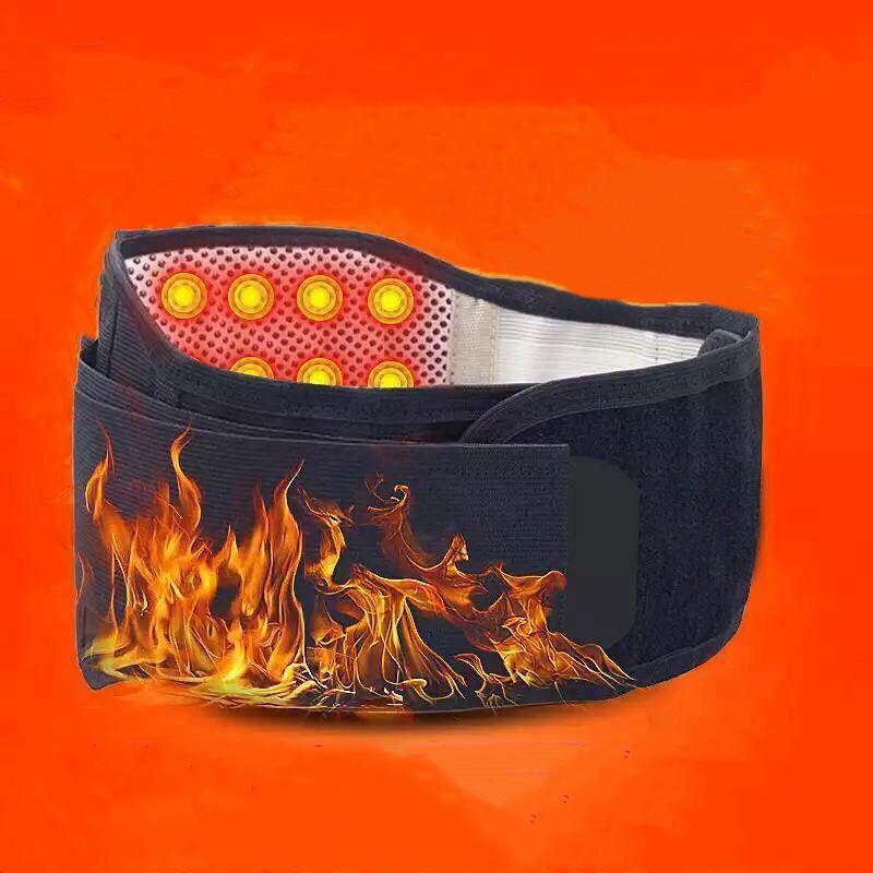 【护腰神器】磁石自发热护腰带男女士通用磁疗护腰带121