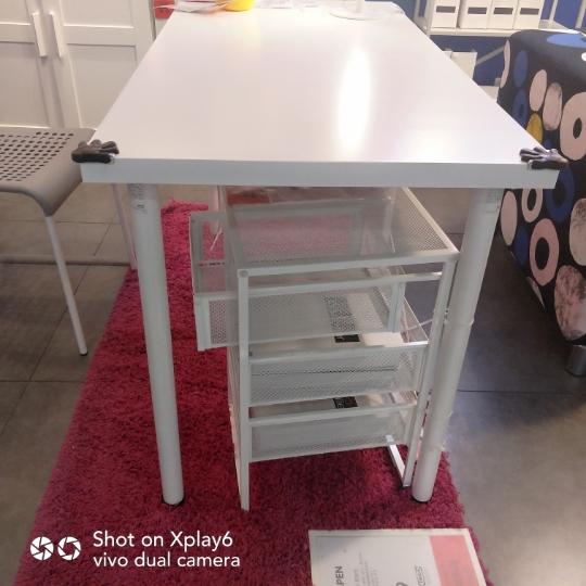 IKEA IKEA отечественный поколение Покупкы живут на карточке Limon Uygur стол изучения обеденного стола Ardis для писания слово Столы офисные Тайвань