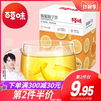 Медово-лимонный чай,  【 сто травяной - мед грейпфрут сын чай 420г】 горячей напиток напиток статья порыв напиток порыв ущерб от наводнения фрукты камелия чай, цена 275 руб