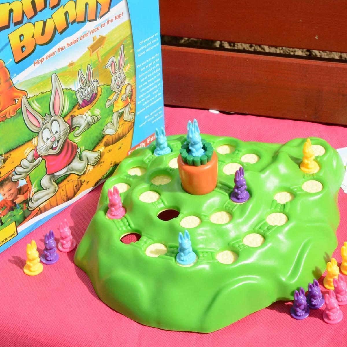 Кролик напрямик матч ребенок головоломка матч пробег шахматы отцовство интеллект рабочий стол игра ребенок игрушка 3 красный .6