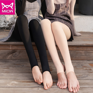 [cat man] 2 pack of bare leg artifact socks