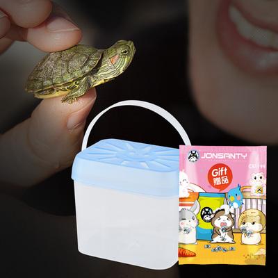宠尚天龟粮巴西龟小乌龟饲料水草龟鳄龟专用粮虾干幼龟开口粮食物