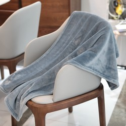 Winter thickening blanket coral fleece blanket small single thin quilt towel office lunch break air conditioning flannel blanket