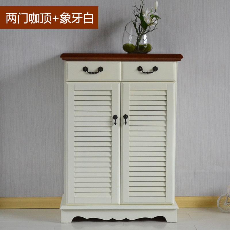 Цвет: Двойная дверь: кофе топ+айвори белый
