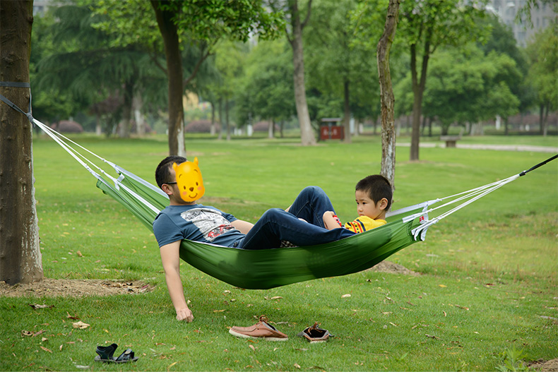 max load weight 200 kg two colors hanging sleeping bed parachute nylon fabric outdoor      rh   dhgate