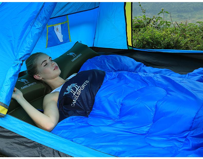 成都哪儿在卖睡袋、帐篷这些