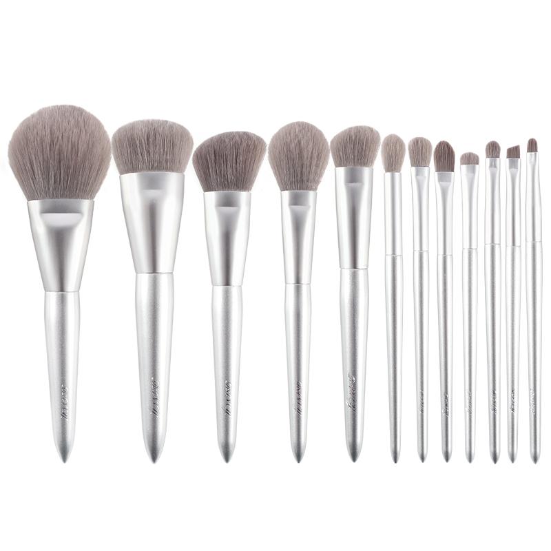 Rancy/澜茜刷子化妆刷套装12支粉刷初学者美妆工具全套组合眼影刷