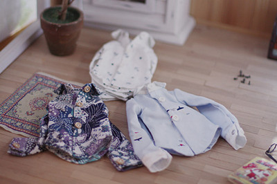 taobao agent bjd doll shirt 3 points 4 points 6 points baby clothes shirt endless hand-made baby clothes