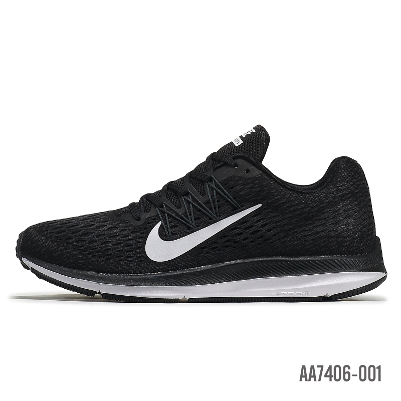 b05af57f313b Nike Nike men s shoes 2019 spring new ZOOM WINFLO 5 sports shoes casual running  shoes AA7406