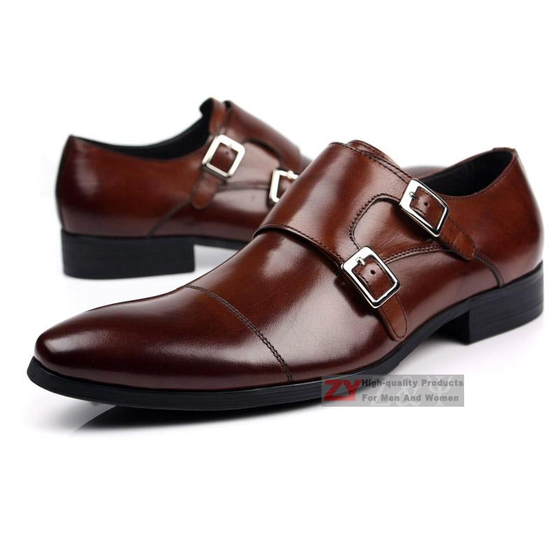 Mens Monk Strap Shoes Ebay