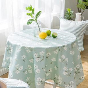 防水防烫防油免洗欧式田园餐桌布