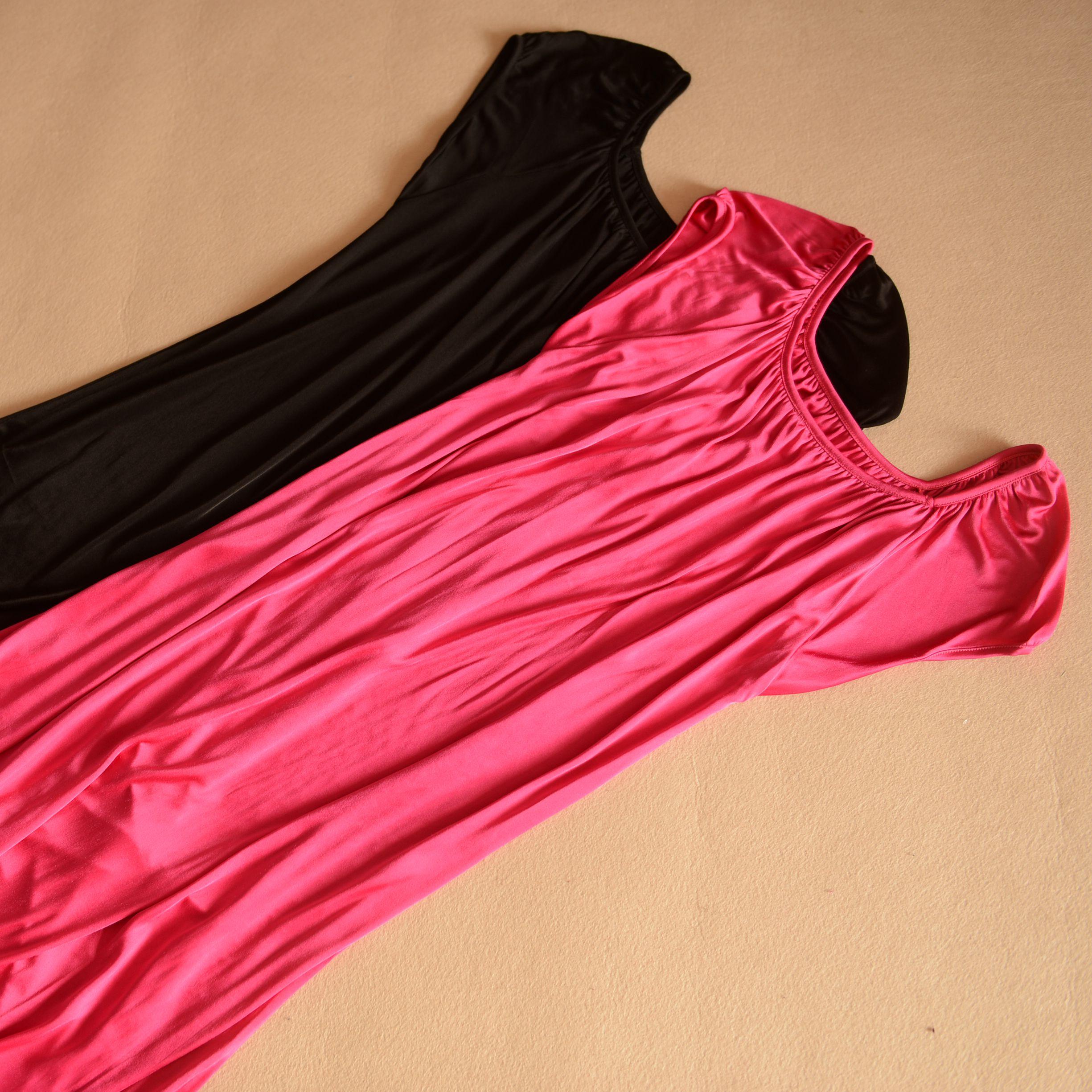 重磅v重磅孕妇桑蚕丝针织吊带家居睡裙真丝可穿胖MM大码宽松连衣裙