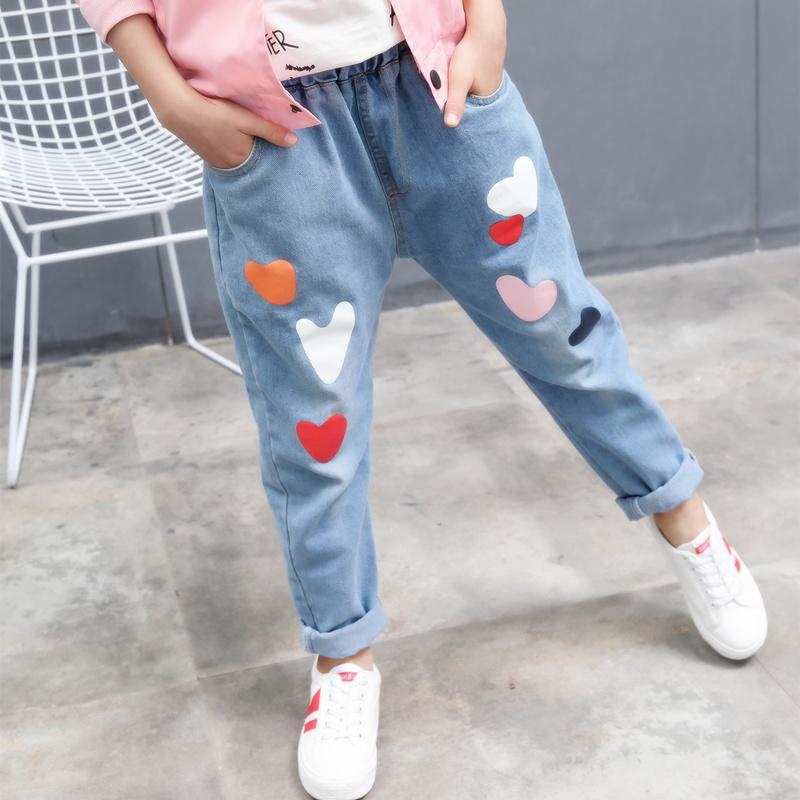 儿童牛仔裤2019新款春秋童裤_领取10.00元淘宝优惠券