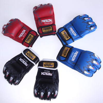 Sanda gloves, five d...