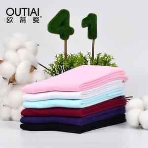 【超值5双】秋冬特厚纯棉月子袜
