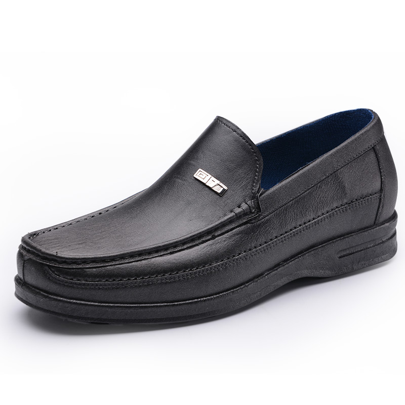 Shoes For Kitchen #33 - Pull Back Rain Boots Male Low Help Short Tube Waterproof Shoes Light  Wear-resistant Platform Non-slip Rubber Shoes Kitchen Work Shoes Chef Shoes