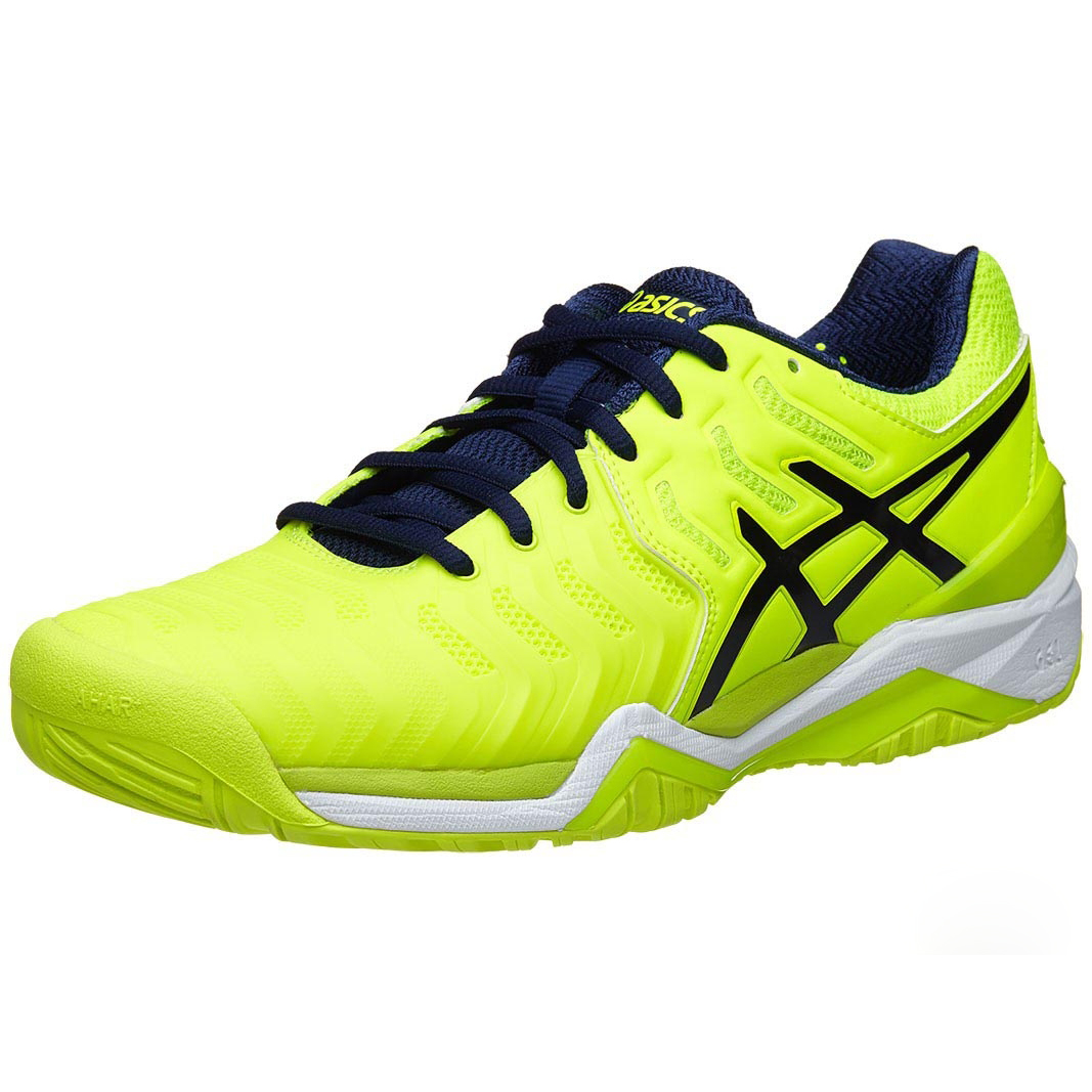 ASICS ASICS GEL RESOLUTION small series Hard Clay professional tennis scarpa genuine spot