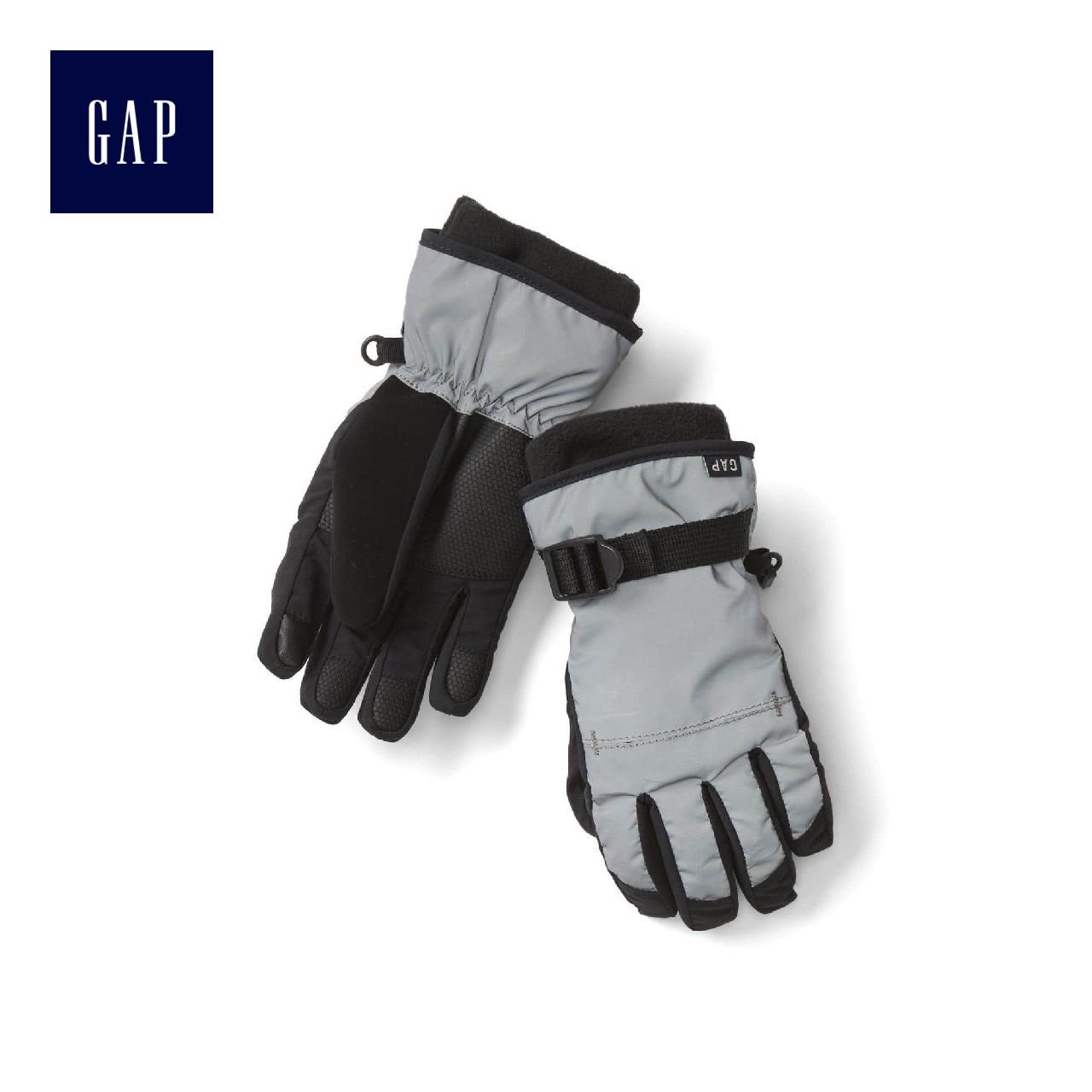 Gap мальчиков отражающий мягкий материал скольжение касание руки крышка подкладка в детей руки крышка 734120